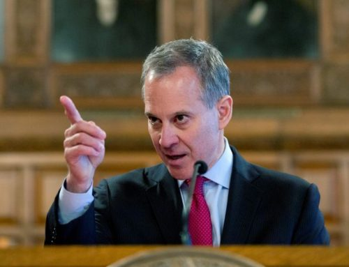 Jewish Voice: A.G Schneiderman has Resigned After His Physical Violence Towards Women Was Exposed in Bombshell Report