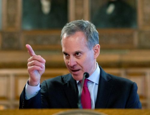 E&E Legal Letters XV: Records Show NY AG Keeps Some Very Convenient Company