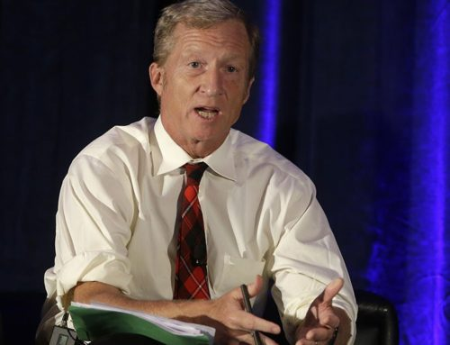 Richardson: The Biggest Loser In The 2016 Election? Tom Steyer