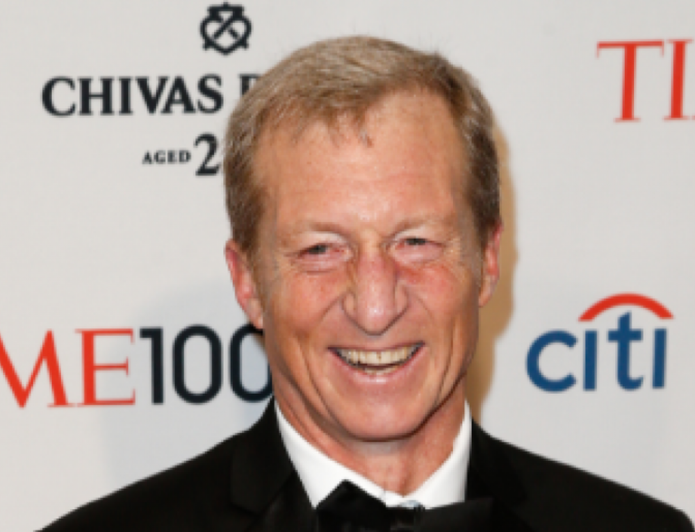 Daily Caller's Obtained Memo Reveals Steyer's Involvement in Lawsuits Against Energy Industry Despite His Claims to the Contrary