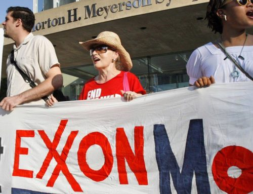 Daily Caller: Report: Rockefellers Using 'Covert' Climate Crusade Against Exxon To Pad Wallets