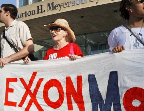 Media Advisory: E&E Legal's Steve Milloy Presents Exxon Mobil Shareholder Proposal Calling Out Management for 'Aiding & Abetting' 'Climate Activists'