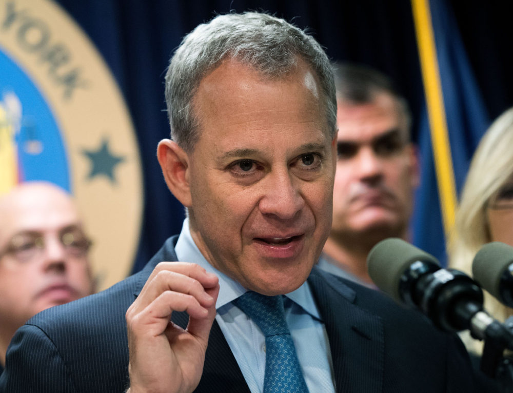 New York Post: Schneiderman talked with environmental activists ahead of Exxon probe