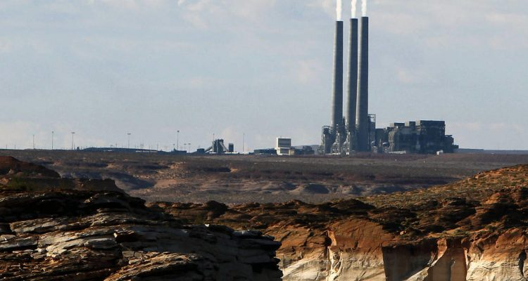 The Daily Caller: Could Trump Take California To Court To Save A Navajo Coal Plant?