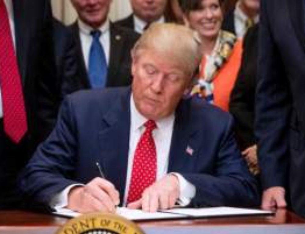 """New American: Trump Orders EPA Review of """"Horrible"""" Obama Water Decree"""