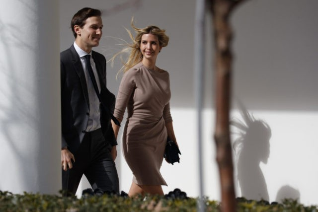 Breitbart: Oil Giants Join Ivanka, Jared to Defend Paris Climate Agreement