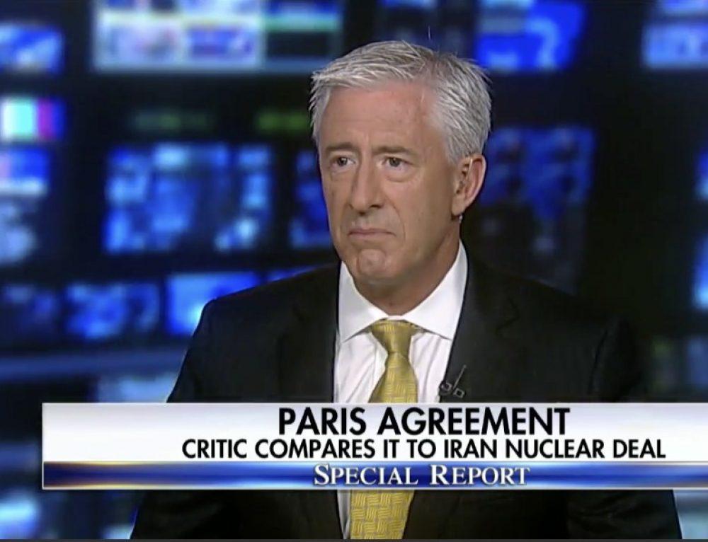 Fox News: President Trump mulls over position on global warming deal