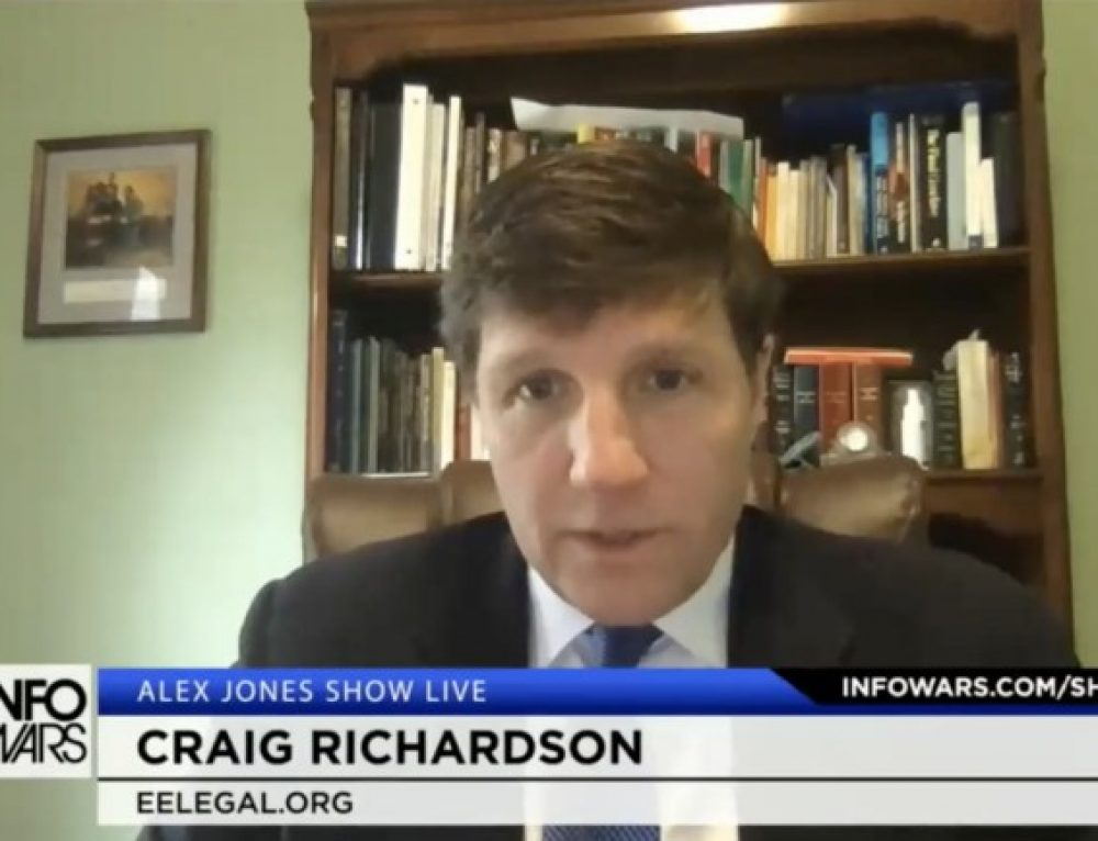 InfoWars Interview with Craig Richardson on the Paris Treaty, Renewable Energy Standards