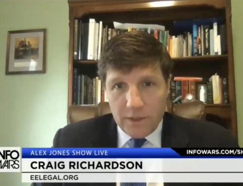 InfoWars Interview with Craig Richardson on the Paris Treaty, Renewable Energy Standards