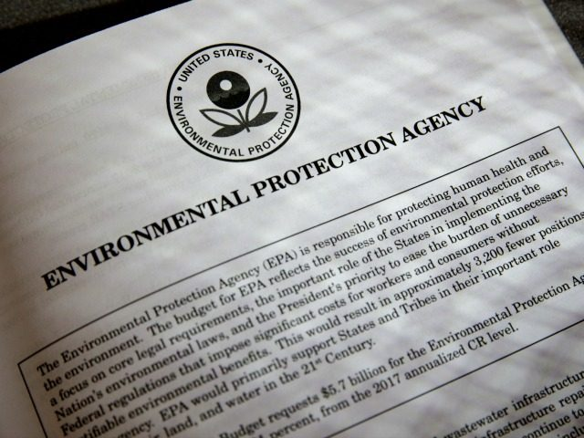 Breitbart: Deep State Watch – Judicial Watch Sues EPA for Records from Encrypted App