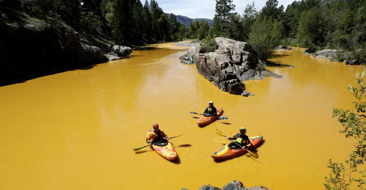 Daily Signal: Exposing the EPA's Gold King Mine Cover-Up