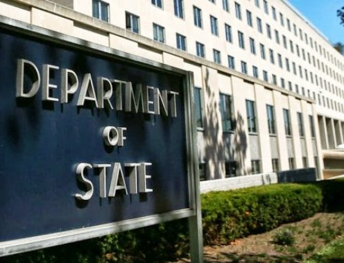 Daily Caller: Legal Group Says Elements Inside State Dept Hiding Shady Information About Paris Deal