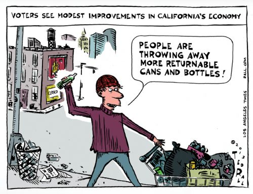 Walcher: California's Economic Suicide