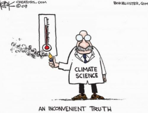 Daily Caller: Profs Try To Hide Climate Change Research From Public Scrutiny