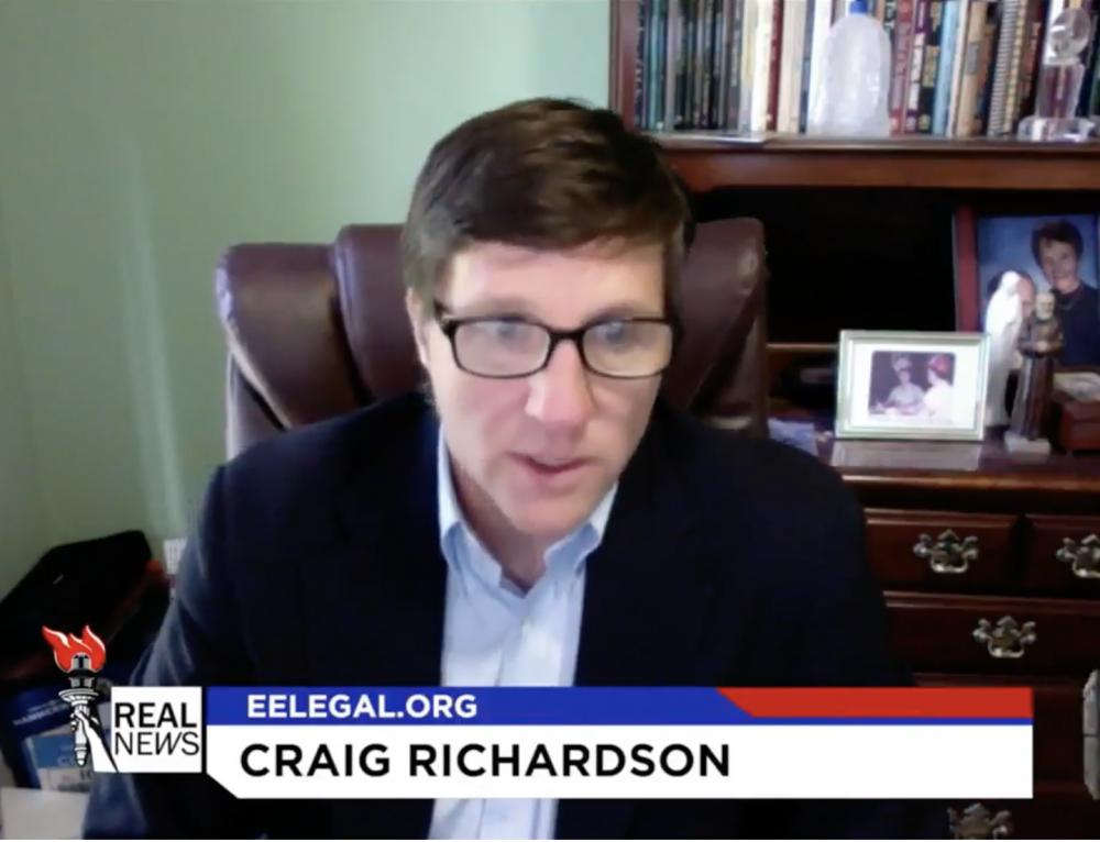 E&E Legal's Craig Richardson on David Knight's Real News