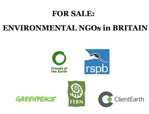Press Release: E&E Legal Releases Research Detailing Links between Environmental NGOs and Population Control Extremists