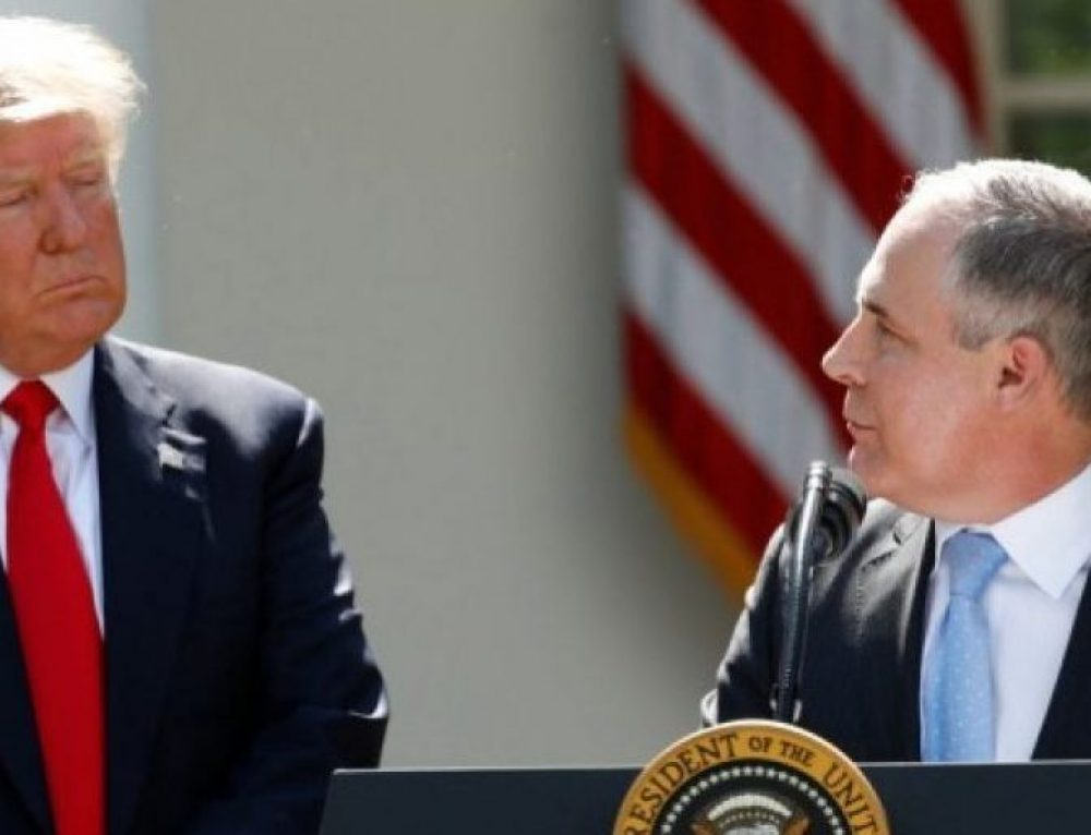 Daily Caller: Trump's EPA Will Crack Down On Using Science Advisers Who Benefit From Taxpayer Grants