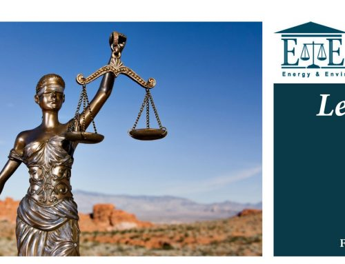 E&E Legal Letters Issue XVII: Fall 2017