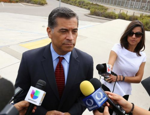 Daily Caller: California AG Takes Hypocritical Jab At Trump's EPA Over Public Record Requests