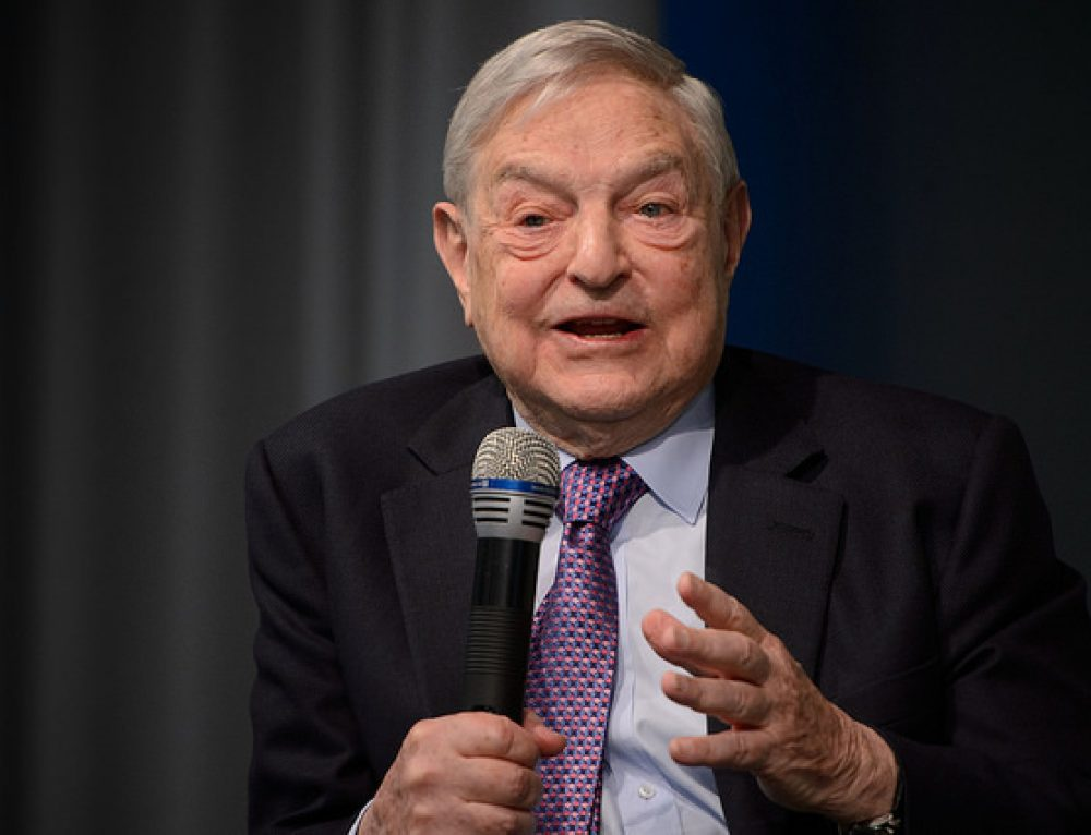 Daily Caller: George Soros Makes Massive Financial Investments On Fossil Fuels