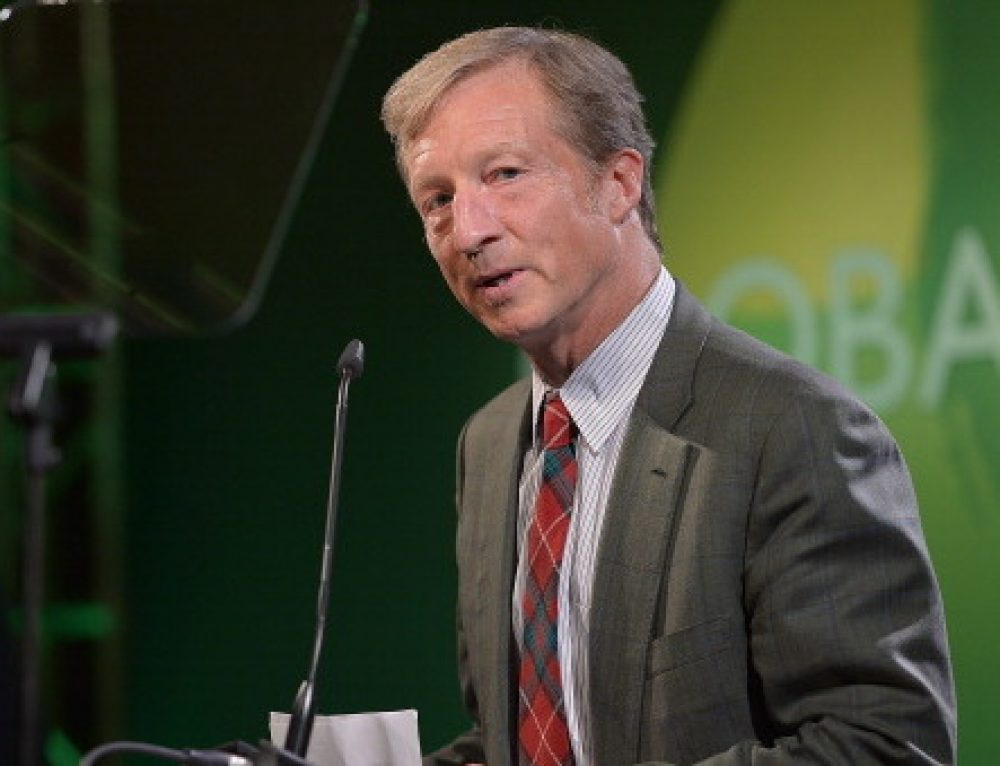 Washington Free Beacon: Steyer Climate Alliance Hit Pennsylvania Roadblock After Trump Ditched Paris Accord