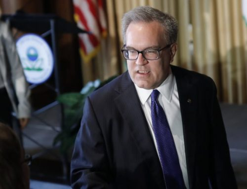 Daily Caller: EPA Officials Admit To Working With Lobbyists Opposed To Trump's Agenda