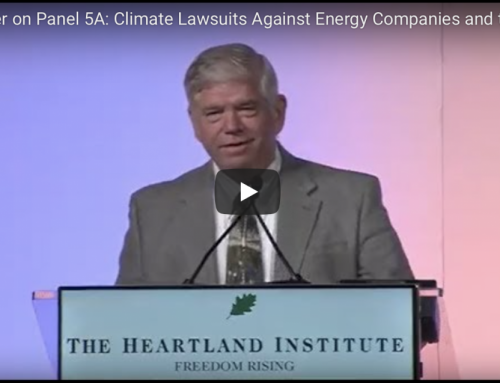 Walcher's Presentation at Heartland's Energy First Conference