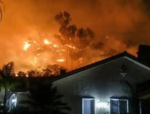 Walcher: Where there's smoke, there's devastation