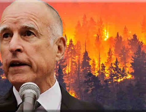 Grimes: CA Gov. Jerry Brown Vetoed 2016 Wildfire Management Bill While CA Burned
