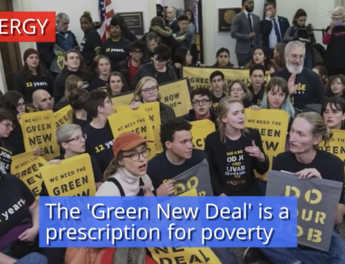 Richardson: The 'Green New Deal' is a prescription for poverty