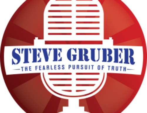 Richardson's Appearance Discussing Energy Poverty on the Steve Gruber Show