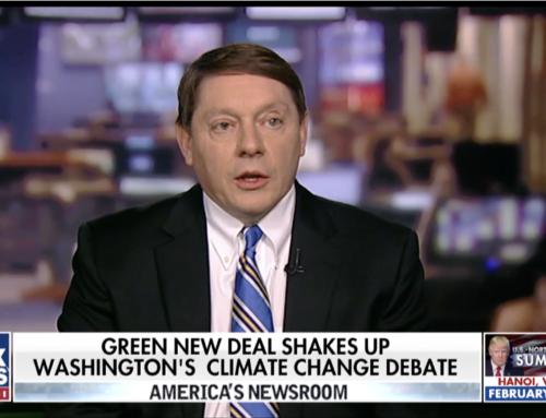 Fox News: Green New Deal rollout rattles both sides of climate change debate