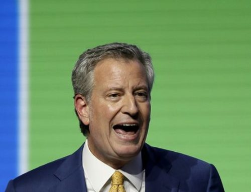 Richardson: A Last Hurrah for de Blasio's Energy Company Shakedown and White House Aspirations