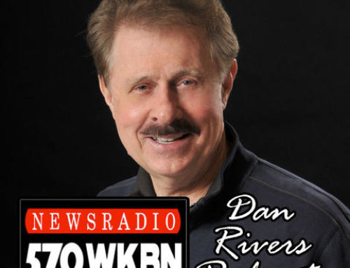 Richardson's Appearance on the The Dan Rivers Show to Discuss Energy Poverty