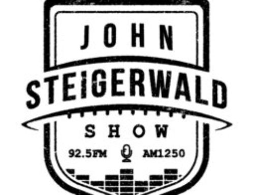 Richardson's Appearance on the John Steigerwald Show Re: Energy Poverty