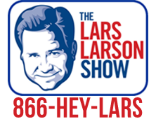 Richardson's Appearance on the Lars Larsen Show to Discuss the Left's Lawsuit Against Energy Companies