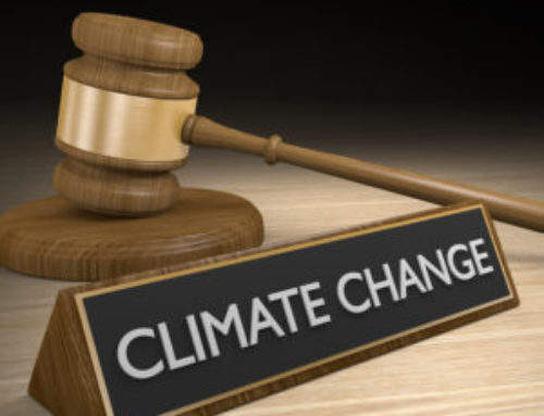 Richardson: Judge Ignores Rule of Law in Climate Change Lawsuit
