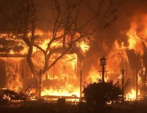 Grimes: Nearly 350,000 California Residents Dropped by Insurers over Wildfire Risk