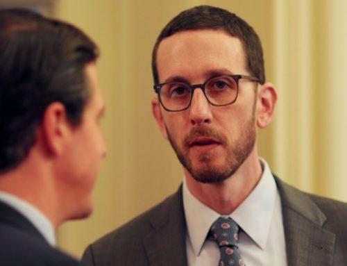 Grimes: 'Back Off, Hypocrite,' State Sen. Scott Wiener Tells President Over EPA Compliance Issues