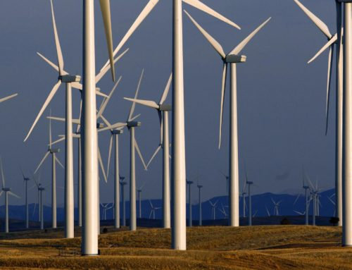 Dispatch-Argus: Wind farm opponents learn about the impact of wind turbines