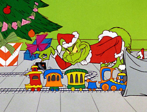 Walcher: Grinch won't steal his own Christmas