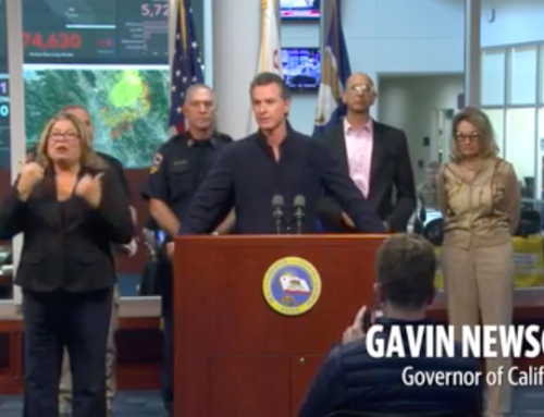 Grimes: Gov. Newsom Blames 'Dog-Eat-Dog Capitalism' as Millions of Californians are in Darkness