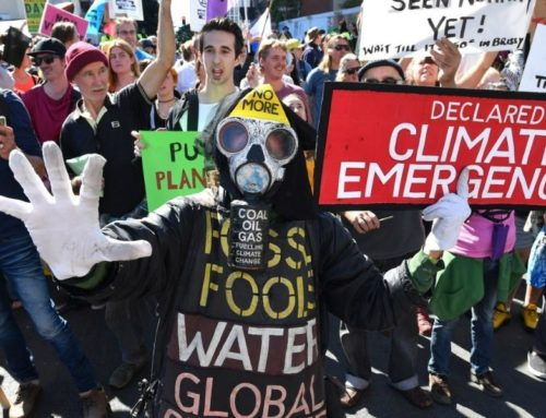 NOQ Report: Climate change hysteria is the smokescreen for communism's advancement in America