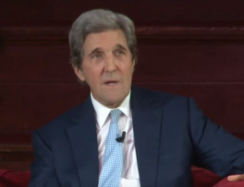 NewsBusters: John Kerry's New 'World War Zero' Climate Coalition Likely to Achieve Just Zero