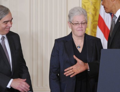 Daily Caller: Obama-Era EPA Chief Becomes Head Of One Of The Country's Largest Enviro Groups