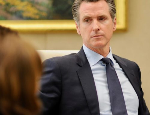 Grimes: Gov. Newsom Doubles Down on State Takeover of PG&E, Says Utility 'No Longer Exists'