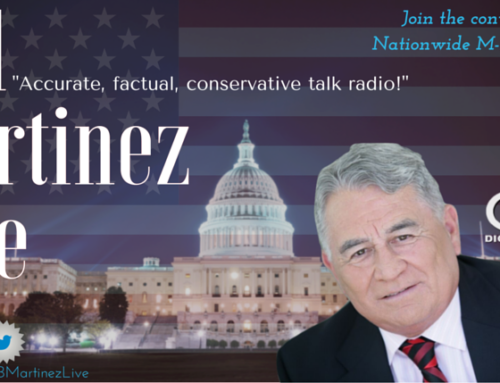 Richardson's Segment on the Bill Martinez Live Show to Discuss the N.Y. Climate Case