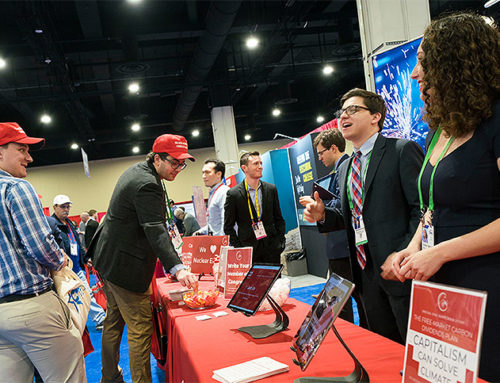E&E News: Climate advocates say they're more welcome at CPAC