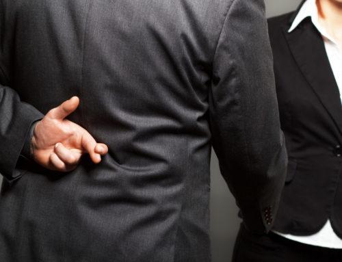 Walcher: When a deal is not a deal