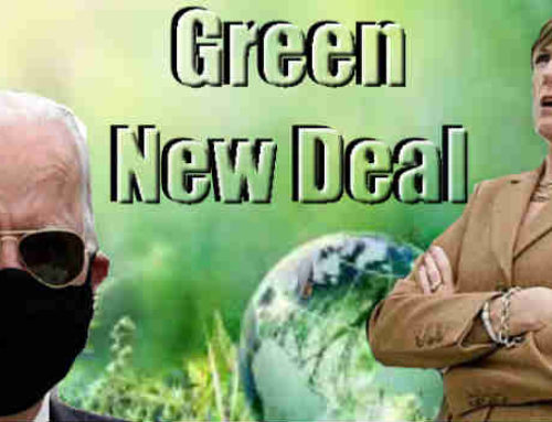 Canada Free Press: Biden, Browner, And The Green New Deal